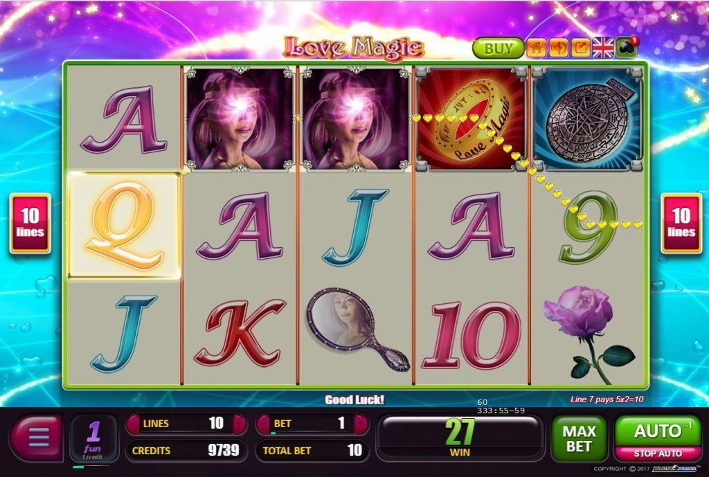Play fairy's fortune slot machine