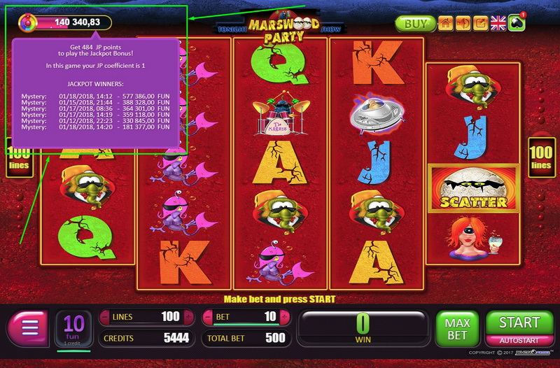 Best free slot apps for android