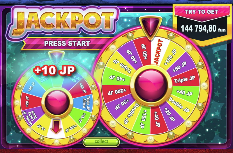 Jackpot magic slots glitch