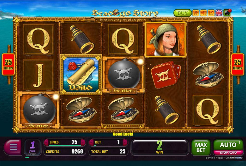 Ways to win slot machines