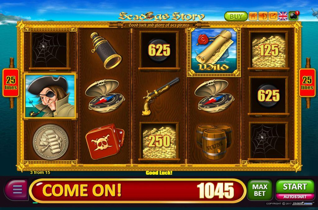 How much can you win in a slot machine