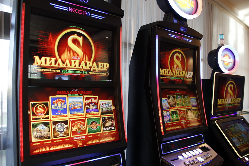 How to make a slot machine hit